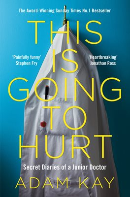 Book cover for This is Going to Hurt