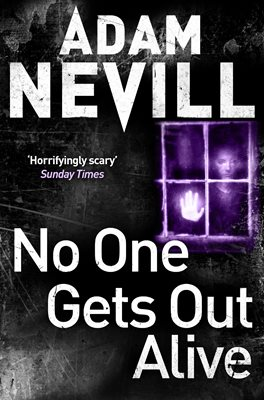 Book cover for No One Gets Out Alive