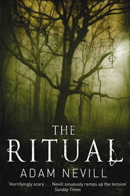 Book cover for The Ritual