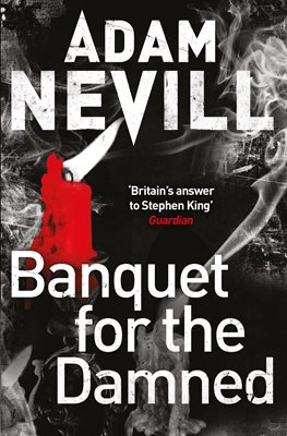 Book cover for Banquet for the Damned