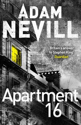 Book cover for Apartment 16