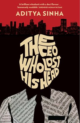 Book cover for The CEO Who Lost His Head