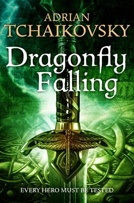 Book cover for Dragonfly Falling