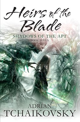Book cover for Heirs of the Blade