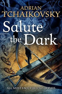 Book cover for Salute the Dark