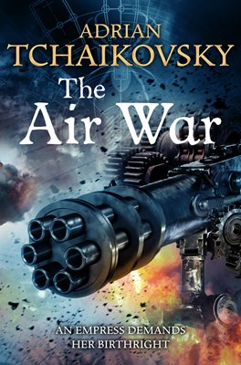 Book cover for The Air War