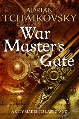 Book cover for War Master's Gate