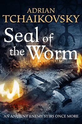 Book cover for Seal of the Worm