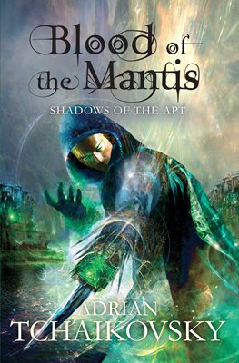 Book cover for Blood of the Mantis