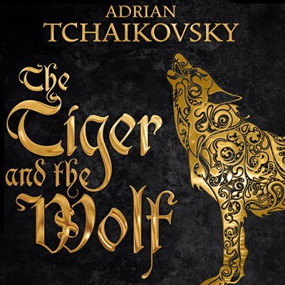 Book cover for The Tiger and the Wolf