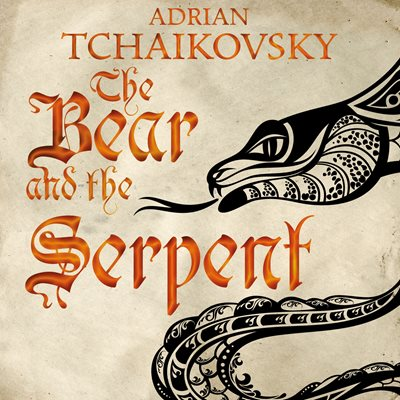 Book cover for The Bear and the Serpent
