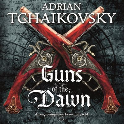 Book cover for Guns of the Dawn