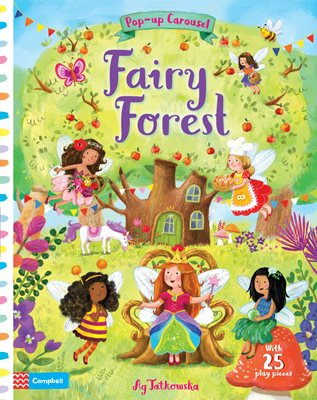 Book cover for Fairy Forest