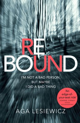 Book cover for Rebound