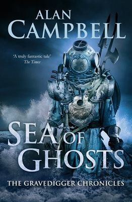 Book cover for Sea of Ghosts