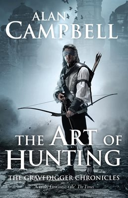 Book cover for The Art of Hunting