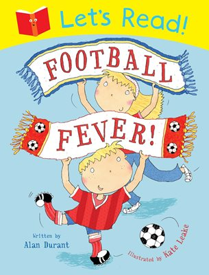 Book cover for Football Fever