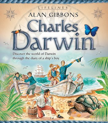 Book cover for Lifelines: Charles Darwin