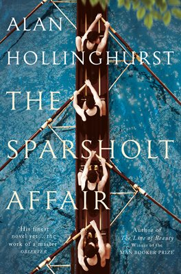 Book cover for The Sparsholt Affair