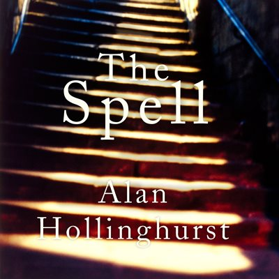 Book cover for The Spell