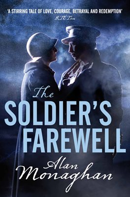 Book cover for The Soldier's Farewell