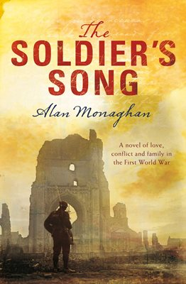 Book cover for The Soldier's Song