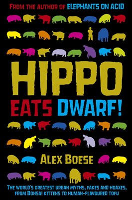 Book cover for Hippo Eats Dwarf