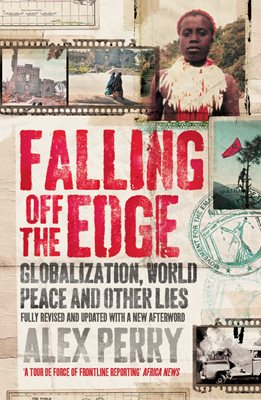 Book cover for Falling Off the Edge