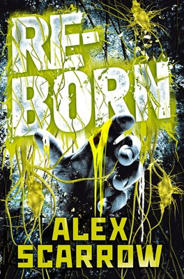 Book cover for REBORN
