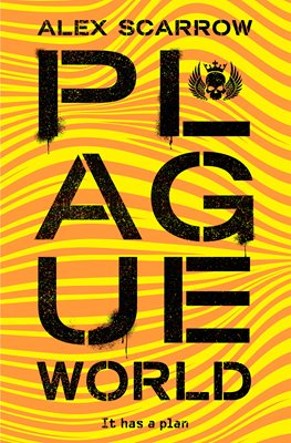 Book cover for Plague World