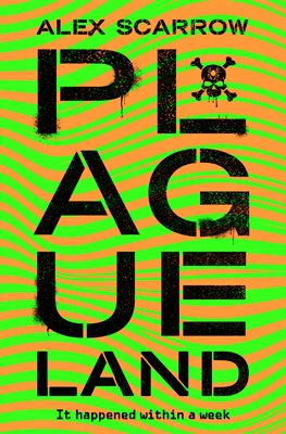 Book cover for Plague Land