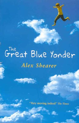 Book cover for The Great Blue Yonder (PB)