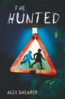 Book cover for The Hunted