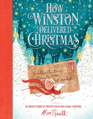 Book cover for How Winston Delivered Christmas