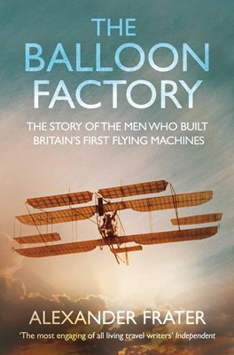 Book cover for The Balloon Factory