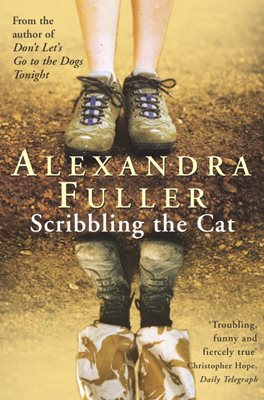 Book cover for Scribbling the Cat