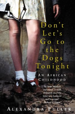 Book cover for Don't Let's Go to the Dogs Tonight