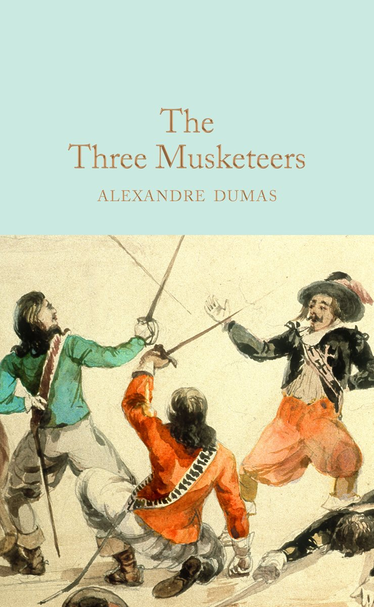 three musketters intrinsic analysis