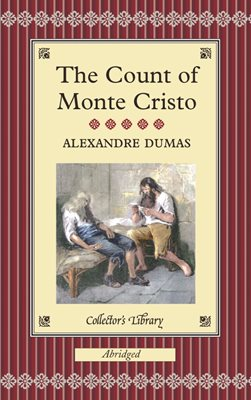 Book cover for The Count of Monte Cristo