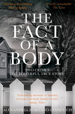 Book cover for The Fact of a Body