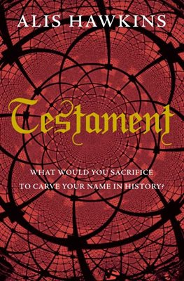 Book cover for Testament