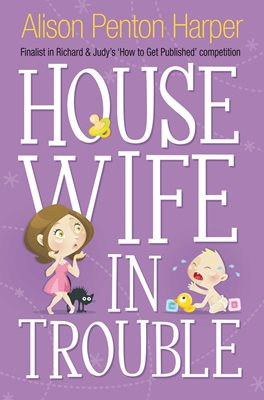 Book cover for Housewife in Trouble