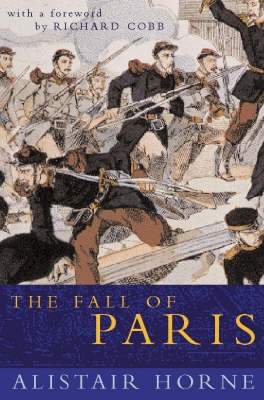 Book cover for The Fall of Paris