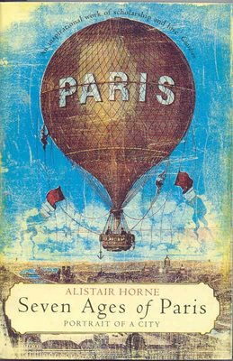 Book cover for Seven Ages of Paris
