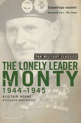 Book cover for The Lonely Leader