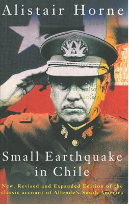 Book cover for Small Earthquake in Chile