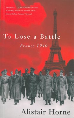 Book cover for To Lose a Battle