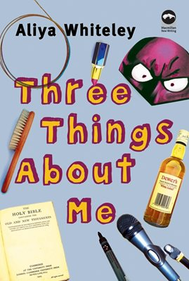 Book cover for Three Things About Me