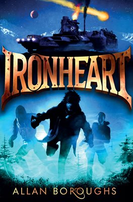 Book cover for Ironheart