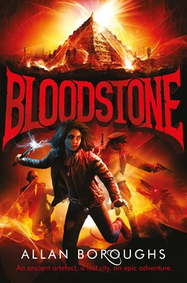 Book cover for Bloodstone